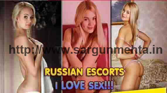 Russian Escorts in Chandigarh